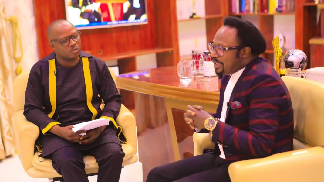 Prophet Joshua Iginla Reveals How He Survived Hard Times In His Ministry