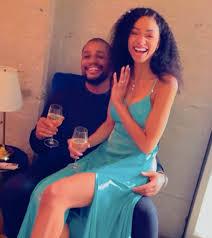 Alexx Ekubo Set To Marry Model Girlfriend Fancy Acholonu